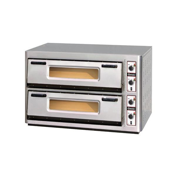 Bartscher Pizzaofen NT 921 für 2x6 Pizzen - 2002120