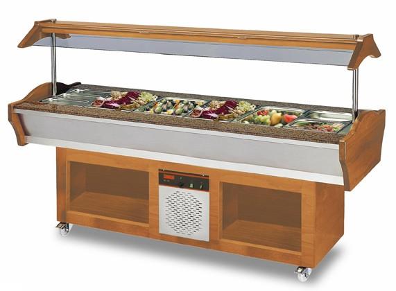 Gastro Salatbar - Kühlbuffet SB-C 220