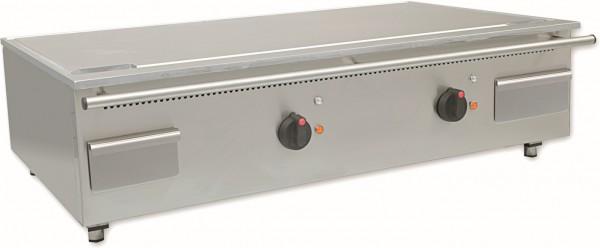 CASTA Teppanyaki-Grill, Elektro, 10,5 kW, Breite 140 cm