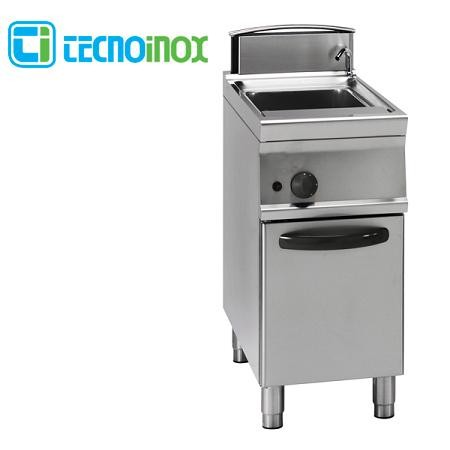 Gas-Multikocher Tecnoinox 1x26 Liter CP4FG7 Gastro-Nudelkocher