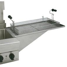 Korbablage Neumärker Elektro Backwarenfritteuse - 35 Liter Becken