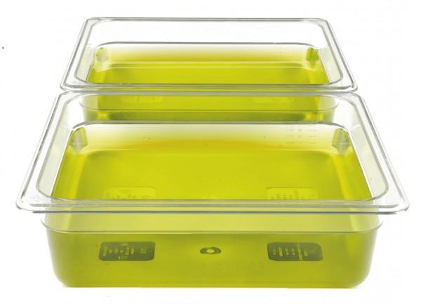 GN-Behälter Kunststoff 1/2 10 cm, 5,1 Liter