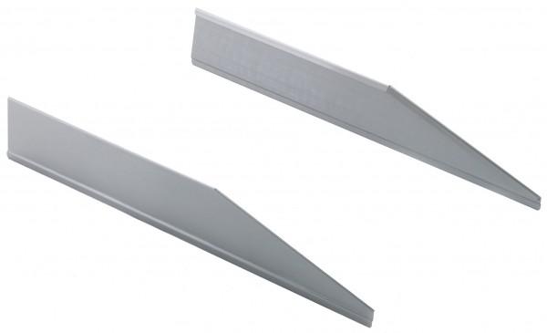 Tecnoinox Verbindungsstege für Grillplatten Imbiss Serie