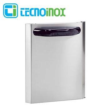 Tecnoinox Tür / Flügeltür für offene Unterbauten & Neutralelemente der Serie Profi 700