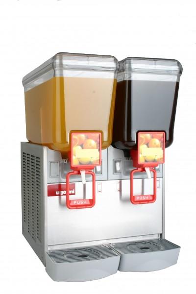 NOSCH Getränkekühler / Getränkedispenser Caddy NT 12/2 mit 2 x 12 Liter