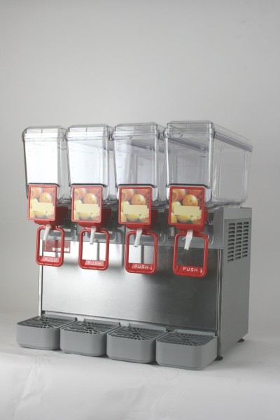 NOSCH Getränkekühler / Getränkedispenser Caddy NT 8/4 mit 4 x 8 Liter