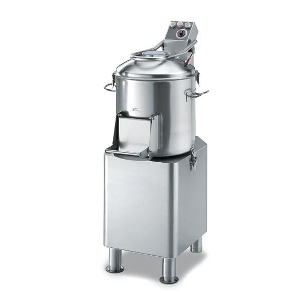 Kartoffelschälter, Inhalt 20 kg, 340 kg / Stunde