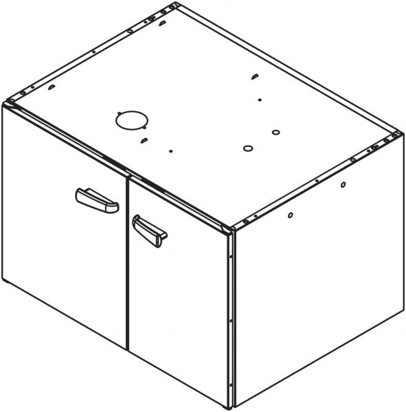 Unterschrank für Untergestell NSR101