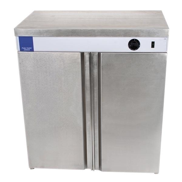 Teller-Wärmer für 120 Teller