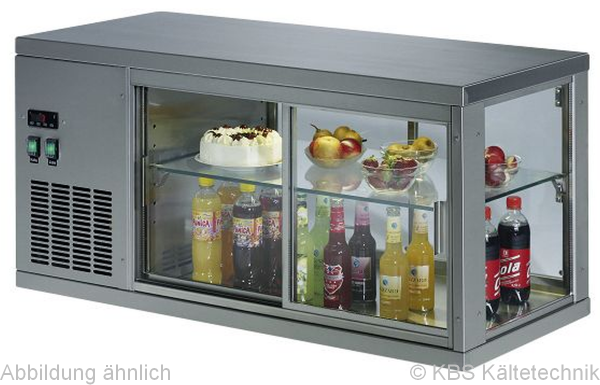 Aufsatzkühlvitrine VES 211