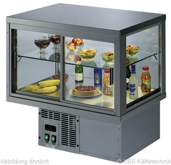 Einbaukühlvitrine VEU 208