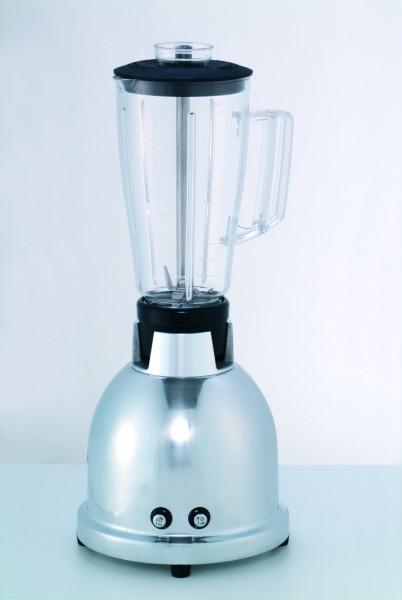 NOSCH Gastronomie Bar-Blender / Stand-Mixer B98 P poliert, 1,5 ltr. Polycarbonat-Becher 24.000 U/min