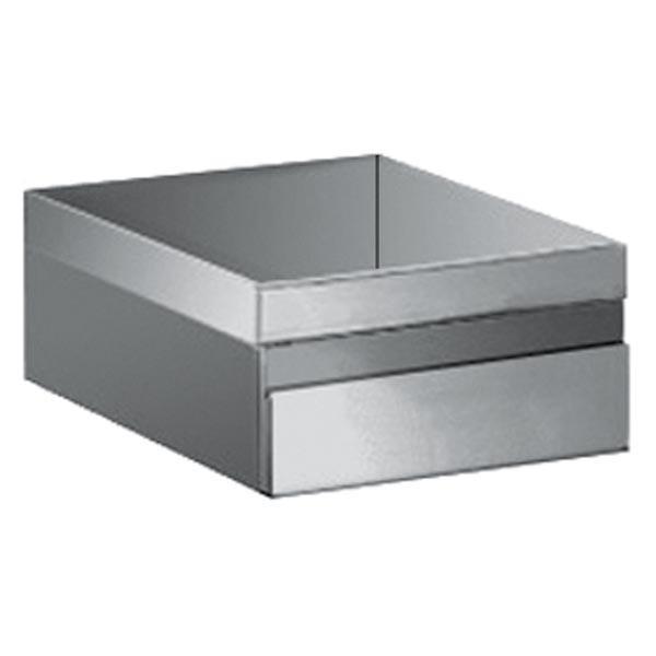 Schubladen zum Unterbau 40 cm breit, für 60 cm Edelstahl-Arbeitstische