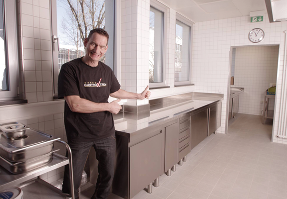 Outdoor Küche Gastro : Edelstahl sonderbau konzepte gastroxtrem gastrotechnik mit
