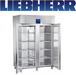 Liebherr GGPv 1470 Profiline Umluft-Tiefkühlschrank GN 2/1 Volledelstahl