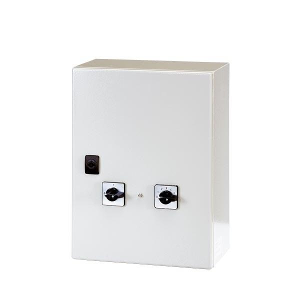 Drehzahlregler für Ventilatoren und Airboxen, 400V / 10,0 A, auch für Gas