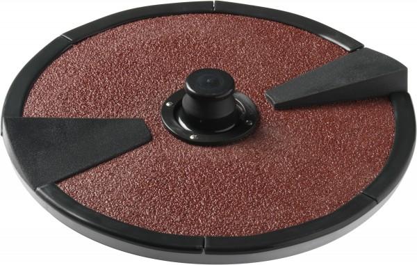 Fimar Scheibe mit Schmirgelbeschichtung für Kartoffelschälmaschinen PPN-25 und PPF-25