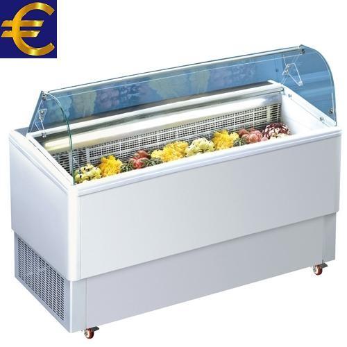 Speiseeisvitrine Eco-Line II 7x5 Liter