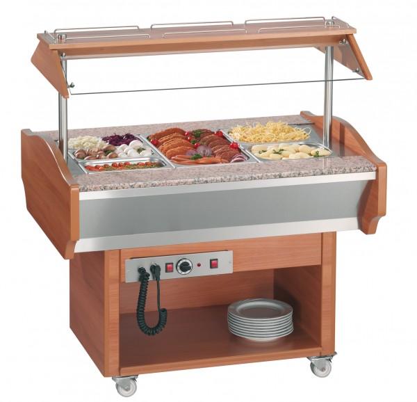 Gastro Wärme-Buffet HOT 3, Ecoline