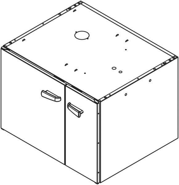 Unterschrank für Untergestell NSR071