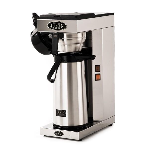 Coffee Queen Filterkaffeemaschine A, Isolierkanne, 1 x 2,2 ltr, autom. Befüllung, Gastro
