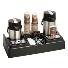 Neumärker Kaffeestation für 2 Isolierpumpenkannen