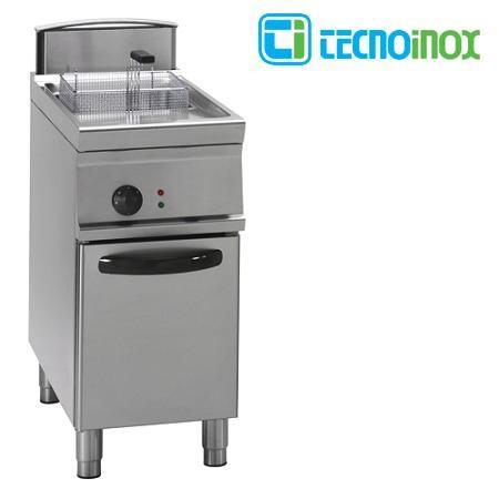 Elektro-Fritteuse Tecnoinox 1x13 Liter FR43FE7 Gastronomie-Friteuse