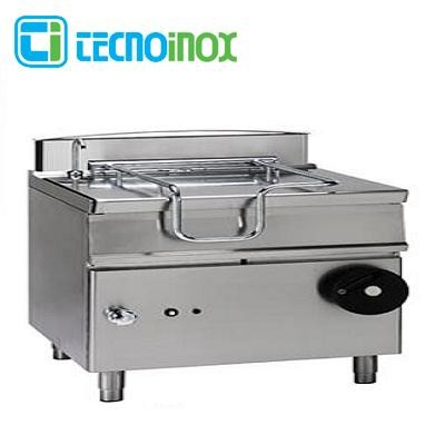 Elektro-Kipppfanne Tecnoinox 120 Liter B12FIE9 Kipp-Pfanne Serie Profi 900