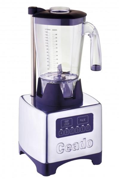 NOSCH Gastronomie Bar-Blender / Stand-Mixer B 210 1,5 ltr. Polycarbonatbecher 28.000 U/min.