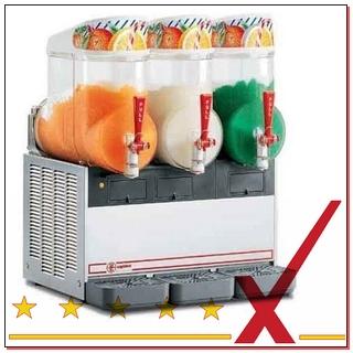 Granitor - Slush-Eismaschinen
