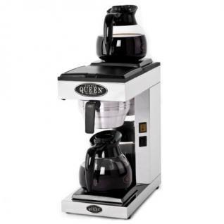 Coffee Queen Filterkaffeemaschine M-2, 2x1,8 ltr, manuelle Befüllung, Gastro