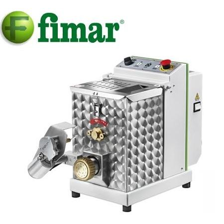 Gastronomie-Nudelmaschine Fimar MPF/4N / 400V mit Nudelteigschneider