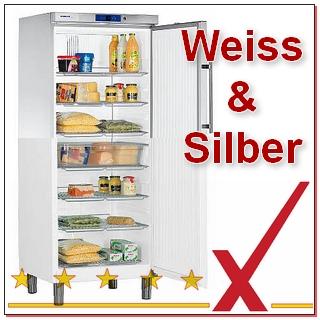 Volltür Tiefkühlschränke