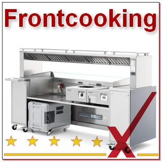 Show- & Frontcooking