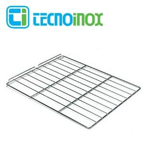 Tecnoinox Backofen-Rost GN 2/1 für Serie 700 / 900 Ofenrost