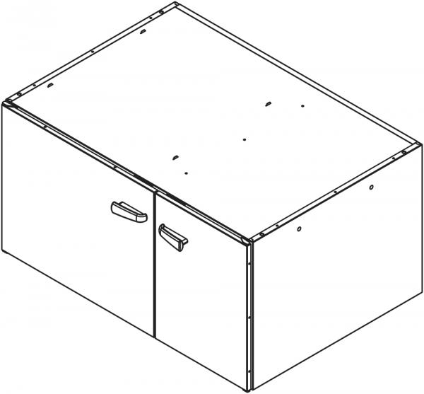 Unterschrank für Untergestell NSR072