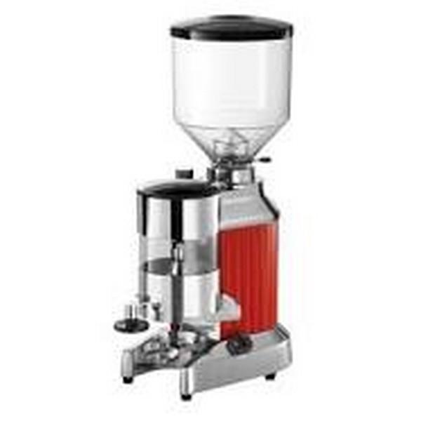 Quamar Automatische Kaffeemühle TG 48 Rot