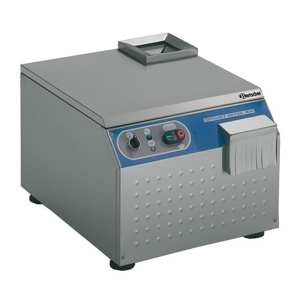 Bartscher Besteckpoliermaschine TG 110428 mit automatischem Auswurf