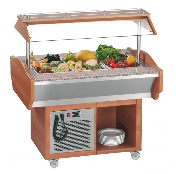 Gastro Salatbar - Kühlbuffet 3, Ecoline