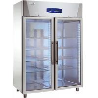 Glastür-Kühlschränke