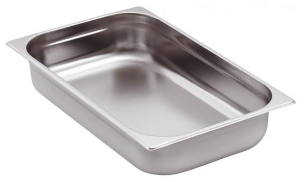 GN-Behälter Edelstahl 1/1 4 cm, 5 Liter