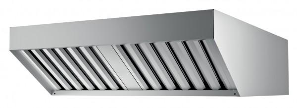 Kondensationshaube für 5 x GN 1/1 Geräte mit luftgekühltem Schwadenkondensator
