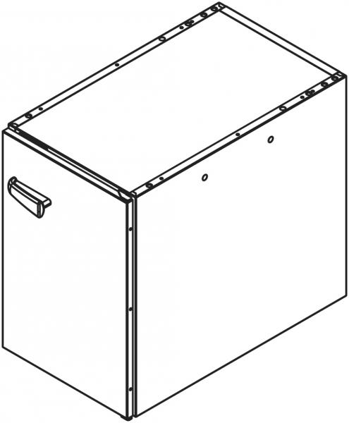 Teil - Unterschrank für Untergestell NSR101