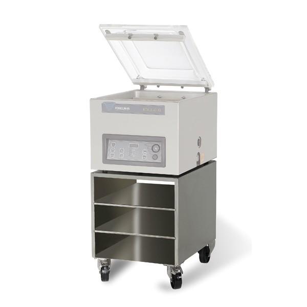 Untergestell fahrbar für Vakuum-Maschine