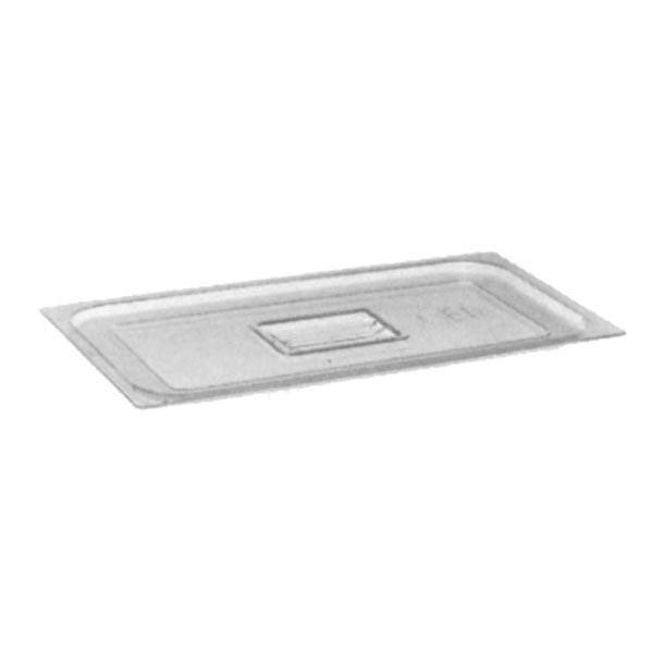 GN-Deckel Kunststoff 1/4 mit Griff