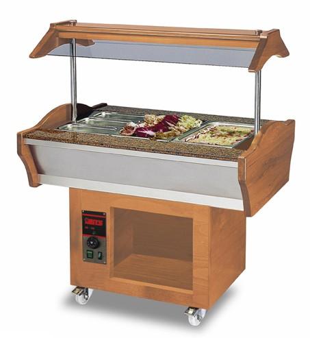 Gastro Wärme-Buffet HOT SB-H 120