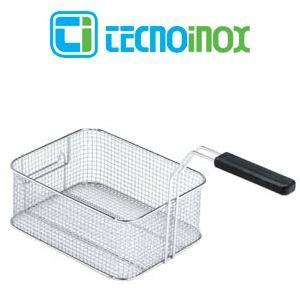 Tecnoinox 21 Liter Friteusenkorb für Gas-Fritteusen der Serie Profi 900