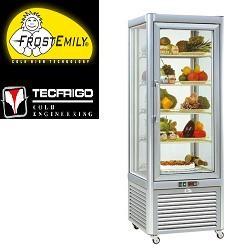 Kuchenvitrine Tecfrigo FrostEmily Prisma 400 Tortenvitrine