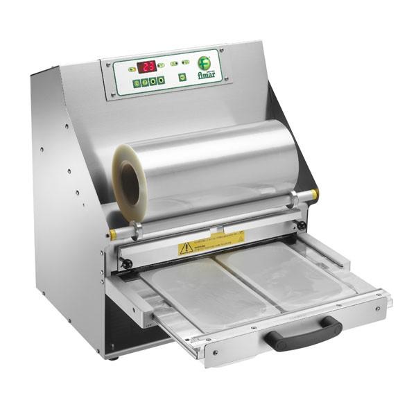 Fimar Versiegelungsmaschine TSAVG mit Vakuumpumpe und Inertgas