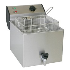 Neumärker Elektro-Fritteuse 1 x 12 Liter